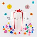 Фото №2: Коробка сюрприз с воздушными шариками
