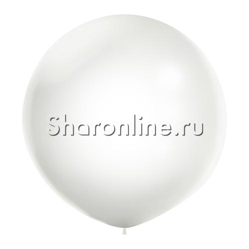 Фото №1: Большой Шар белый 80 см