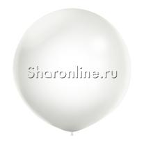 Большой Шар белый 80 см