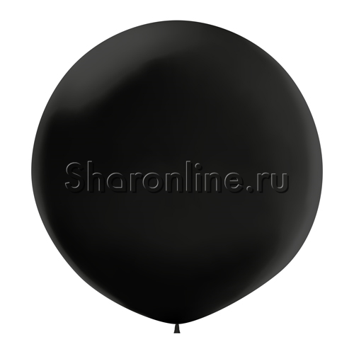 Фото №1: Большой Шар черный 80 см