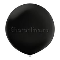 Большой Шар черный 80 см