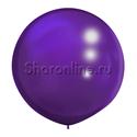 Фото №1: Большой шар Фиолетовый 80 см
