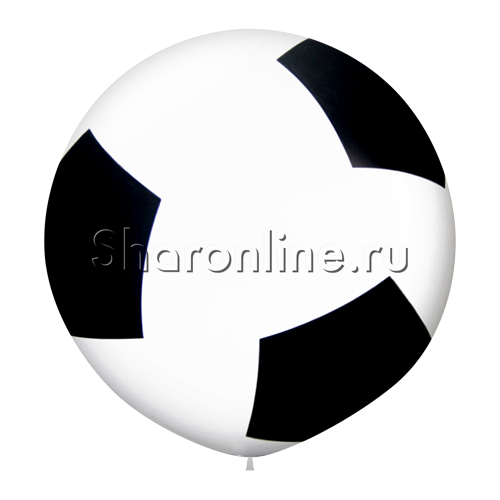 Фото №1: Большой Шар Футбольный мяч 80 см
