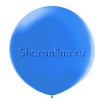 Большой Шар голубой 80 см