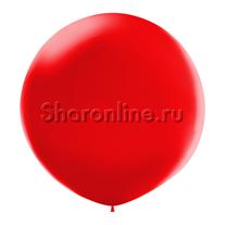 Большой Шар красный 80 см