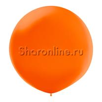 Большой Шар оранжевый 80 см