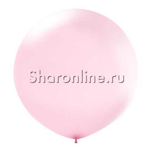 Фото №1: Большой Шар розовый 80 см