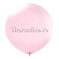 Большой Шар розовый 80 см