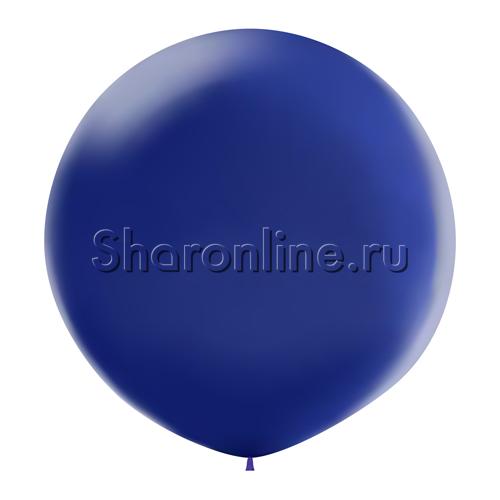 Фото №1: Большой Шар синий 80 см
