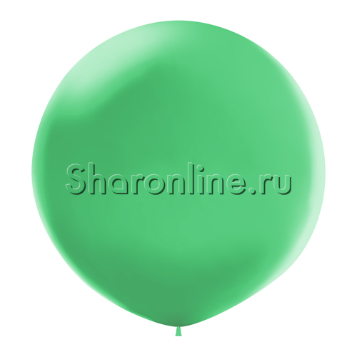 Фото №1: Большой шар зеленый 80 см