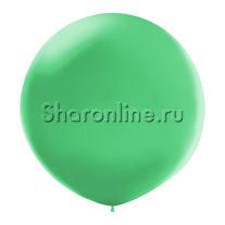 Большой шар зеленый 80 см