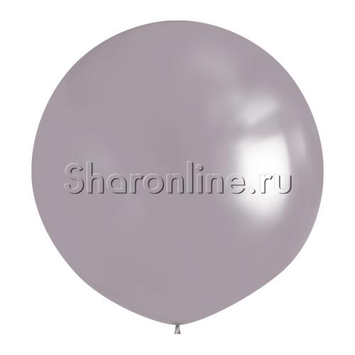 Фото №1: Большой Шар серый жемчуг 80 см