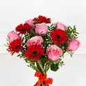 "Фото №2: Букет цветов ""Дуэт"""