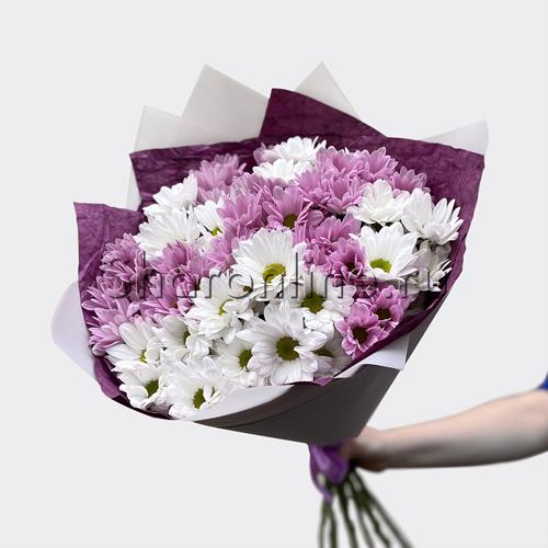 """Фото №1: Букет цветов """"Люси"""""""
