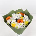 "Фото №2: Букет цветов ""Радуга"""