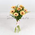 """Фото №1: Букет цветов """"Весеннее солнце"""""""