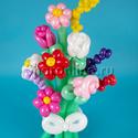 """Фото №2: Букет из шаров """"Весенний вальс"""""""