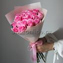Фото №2: Букет розовых роз
