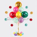 """Фото №1: Букет шаров """"8 Марта"""" ассорти"""