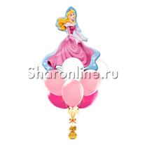 """Букет шаров """"Маленькая принцесса"""""""
