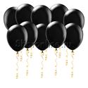 Фото №1: Черные шары