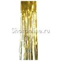 Фото №1: Дождик Серебристо-золотой 1,5 м