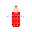 """Фото №2: Фигура из шаров """"Карандаш красный"""" маленький"""