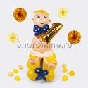 "Фото №1: Фигура из шаров ""Карапуз"""