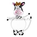 "Фото №2: Фигура из шаров ""Корова"""