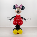 "Фото №1: Фигура из шаров ""Минни Маус"""