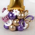 """Фото №4: Фигура из шаров """"Важная дата"""""""