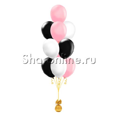 Фото №1: Фонтан из 10 шаров совершенство стиля