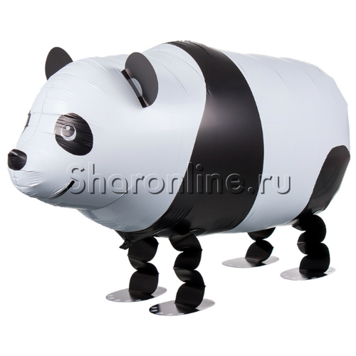 "Фото №1: Ходячая фигура ""Панда"" 76 см"
