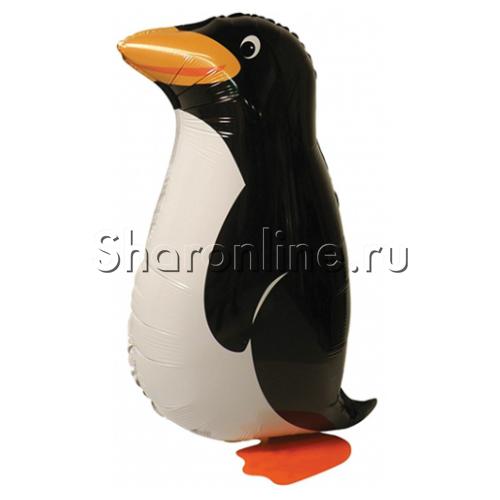 "Фото №1: Ходячая фигура ""Пингвин"" 56 см"