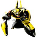 """Фото №1: Ходячая фигура """"Трансформер Бамблби"""" 112 см"""
