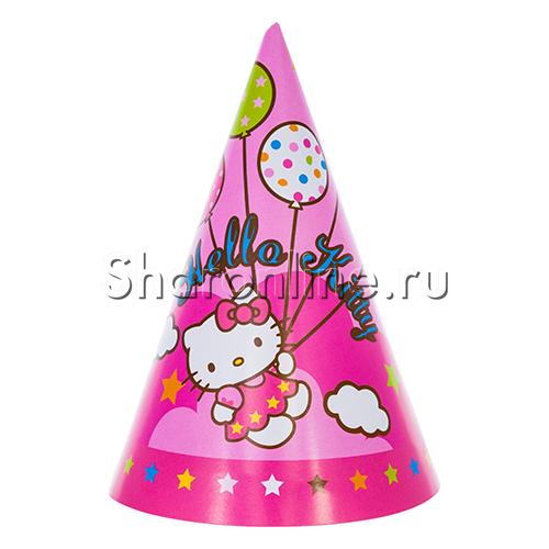 Фото №1: Колпак Hello Kitty 6 шт