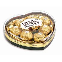 Конфеты Ferrero Rocher сердце 100 г