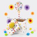 """Фото №3: Коробка-сюрприз """"Bubble весенний в ромашках"""""""