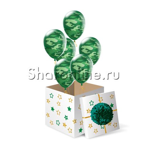 """Фото №2: Коробка-сюрприз """"Для мужчины"""""""