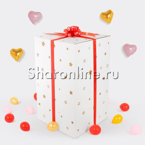 "Фото №4: Коробка-сюрприз  ""I Love You"" Сердце красное"