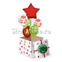 """Фото №2: Коробка-сюрприз """"Новогодняя"""""""