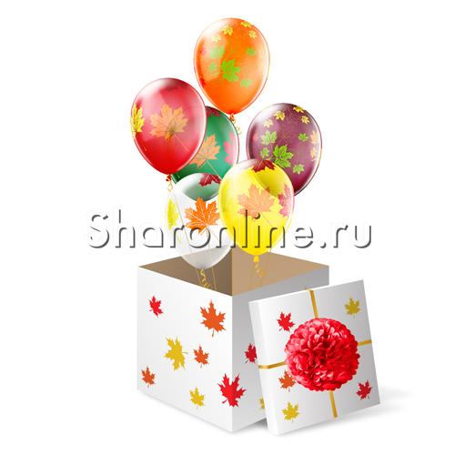 """Фото №1: Коробка-сюрприз """"Осень"""""""