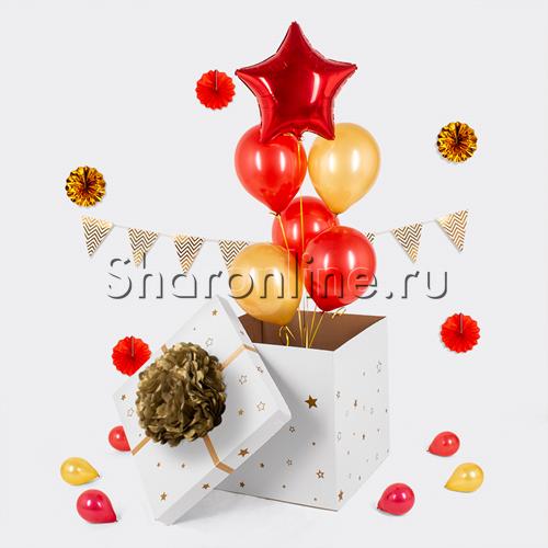 """Фото №1: Коробка-сюрприз """"Праздник"""""""