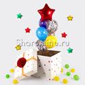 """Фото №1: Коробка сюрприз """"С Днем рождения!"""""""