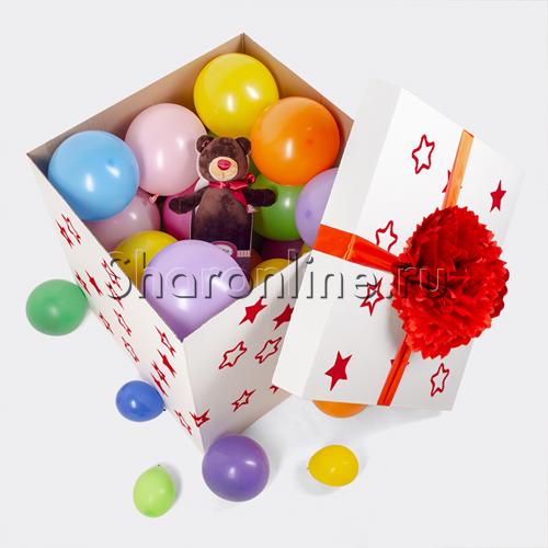 Фото №2: Коробка-сюрприз с игрушкой
