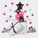 Фото №3: Коробка-сюрприз с оскорбительными шарами для нее