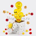 "Фото №1: Коробка-сюрприз ""Веселые эмоции"""