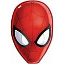 """Фото №1: Маска """"Человек-паук"""""""