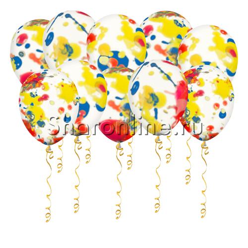 Фото №1: Многоцветные шары