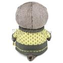 """Фото №2: Мягкая игрушка """"Кот Басик"""" в свитере 20 см"""